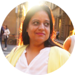 Esha Shah - Director (Directions Hub)