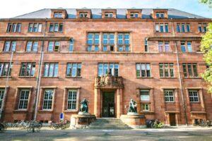 Albert Ludwig University of Freiburg
