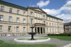 Eberhard Karls University of Tubingen