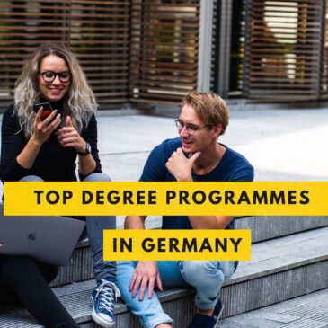 Top Degree Programmes in Germany You Should Know!!